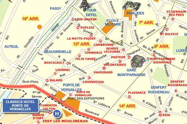Location classics porte de versailles hotel paris - Place de la porte de versailles paris ...