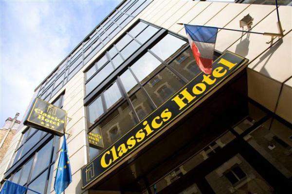 Hotel classics porte de versailles hotel paris for Paris expo porte de versailles parking